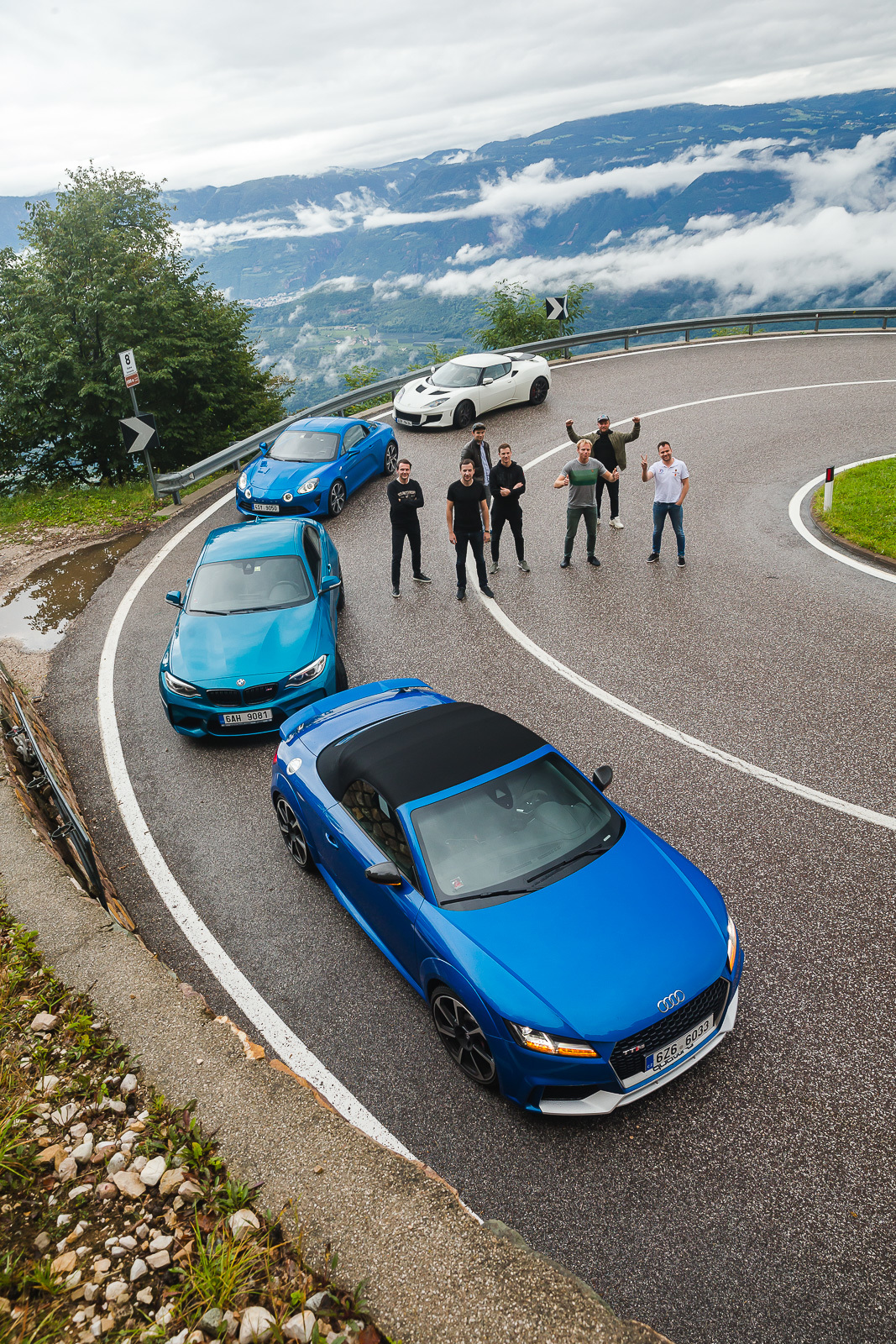 Sports Car Travel in the Alps and Europe with Hodoor Performance