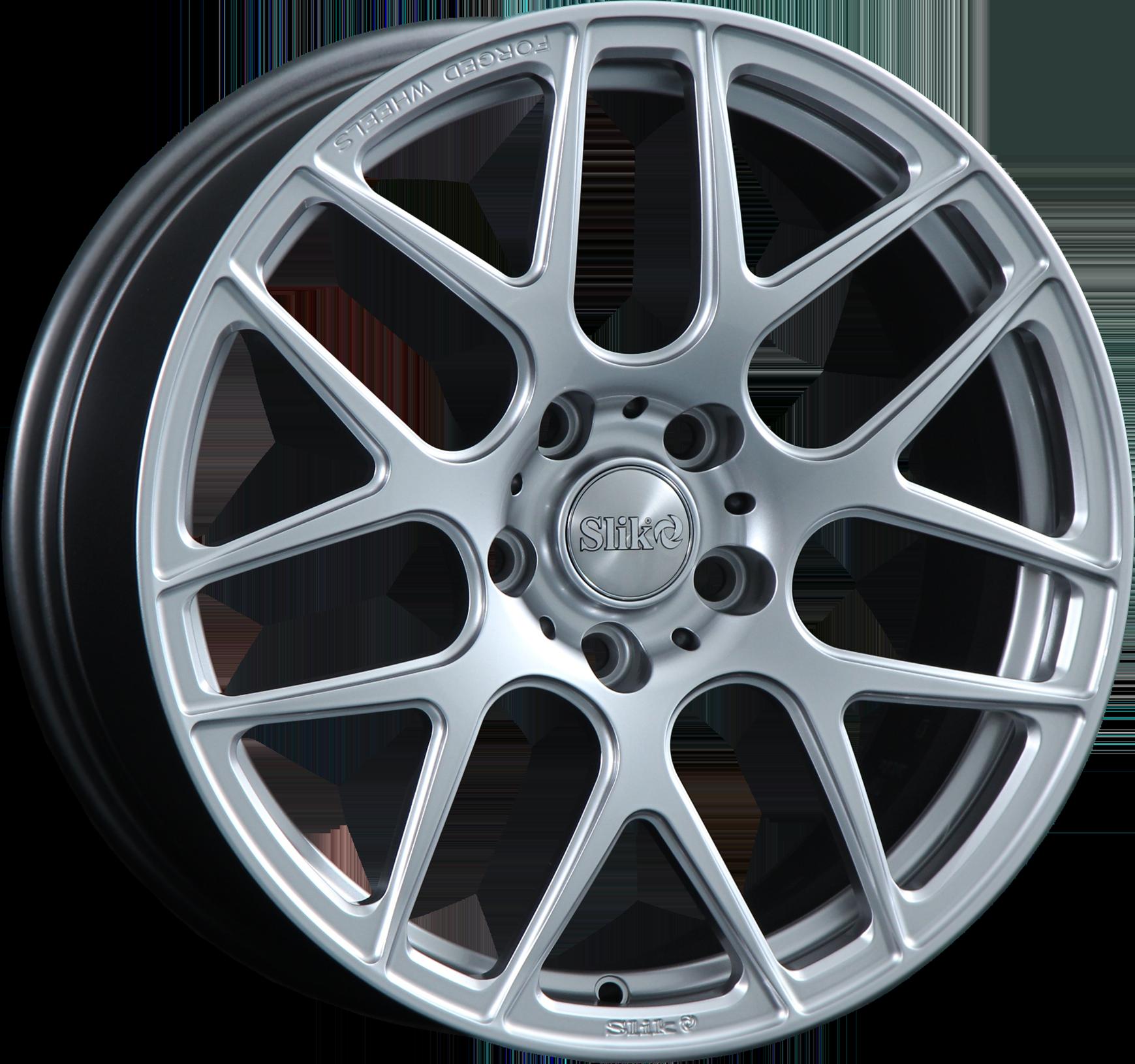 SLIK L-723 forged wheels