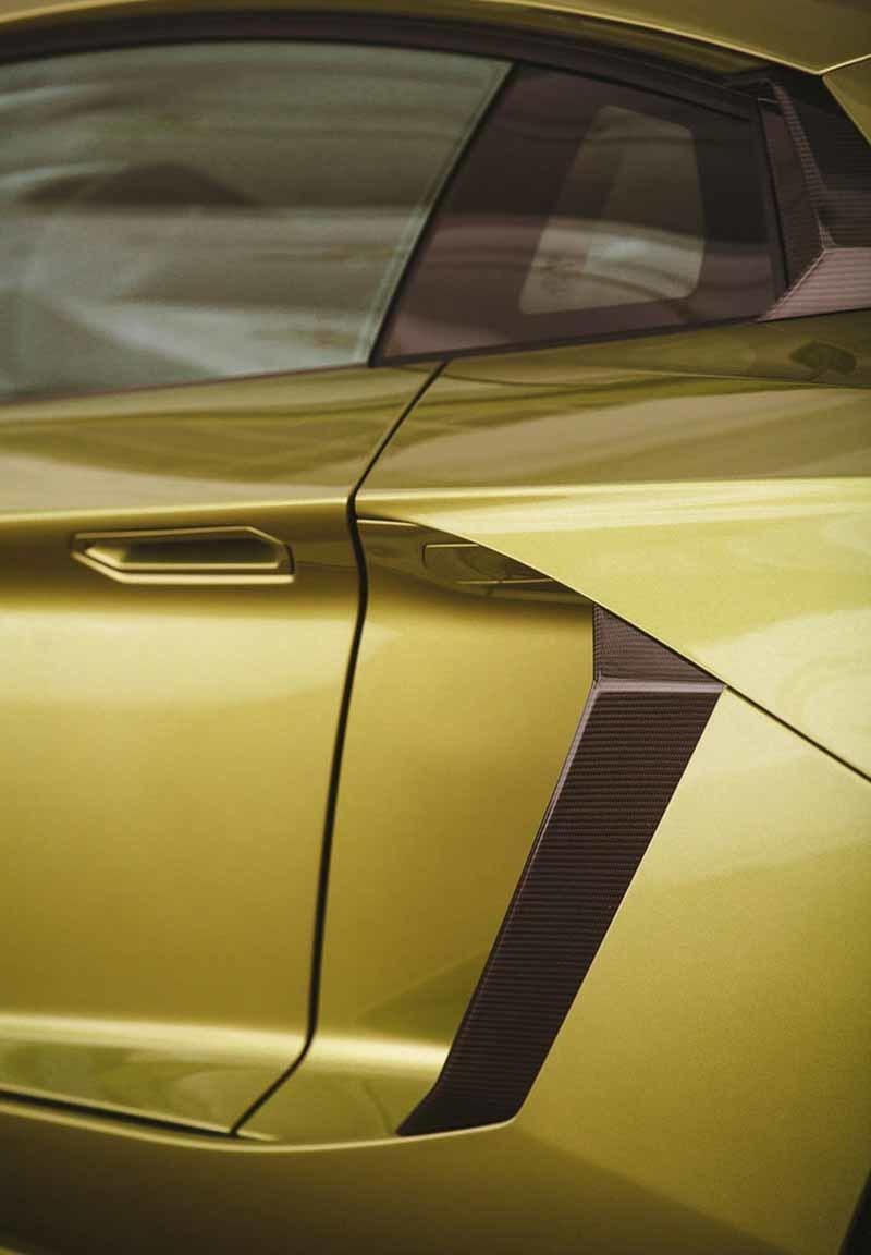 MTR Design Body Kit for Lamborghini Aventador