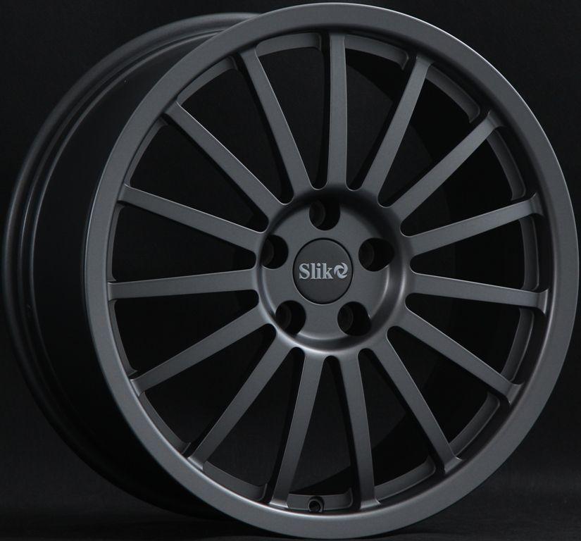 SLIK L-808 forged wheels