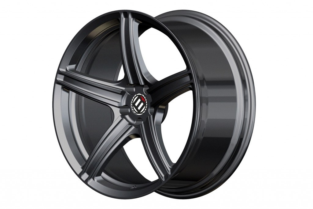 Beneventi Z5 forged wheels