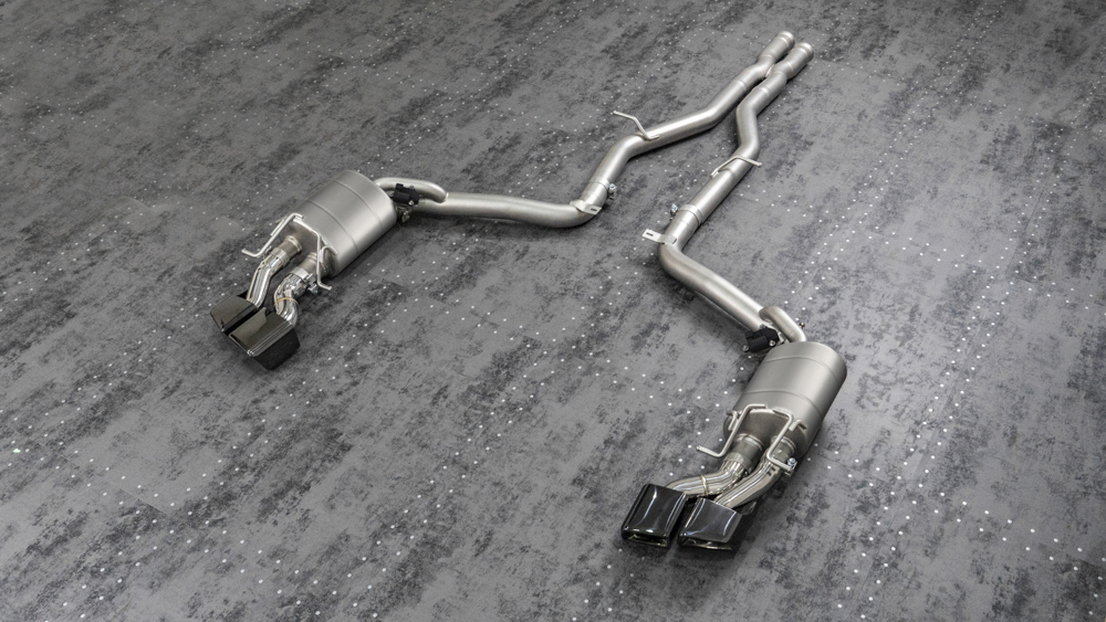 TNEER Exhaust Systems for MERCEDES-AMG W212