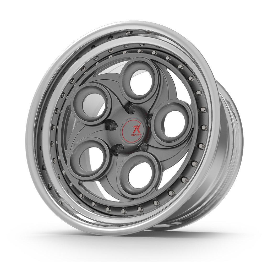 SevenK forged wheels KLAUS