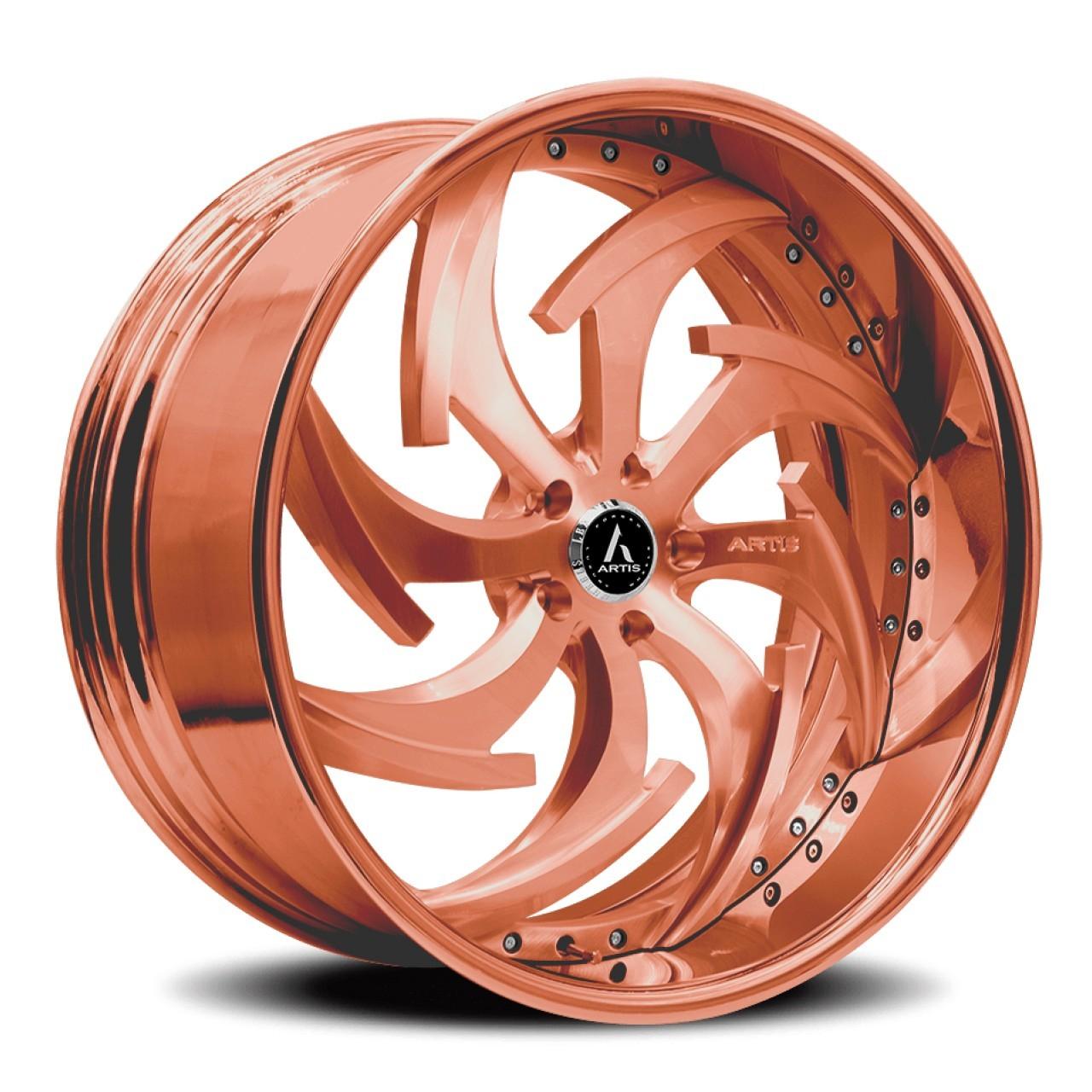 Artis Dagger forged wheels