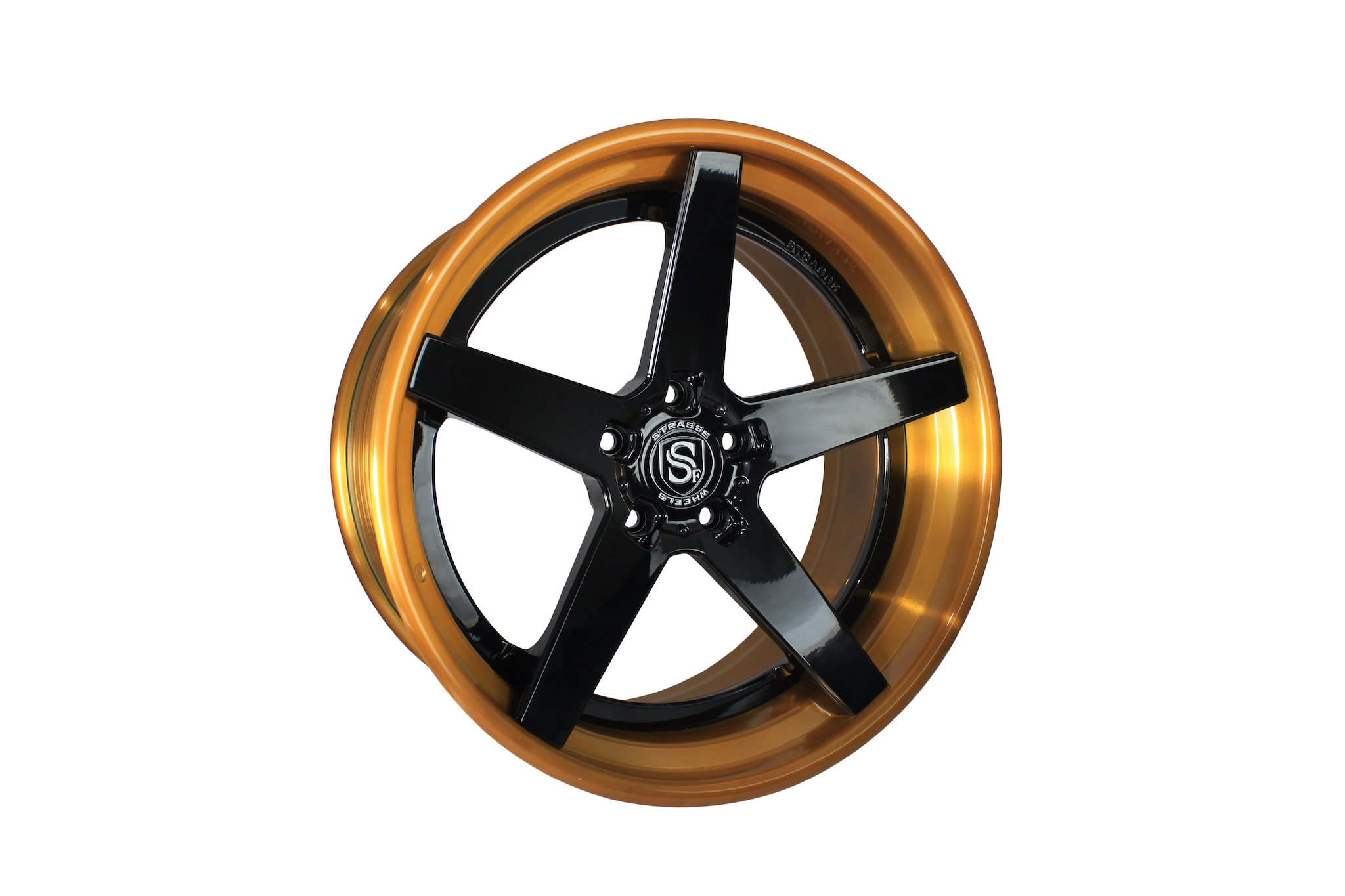Strasse S5 DEEP CONCAVE FS 3 Piece Forged Wheels
