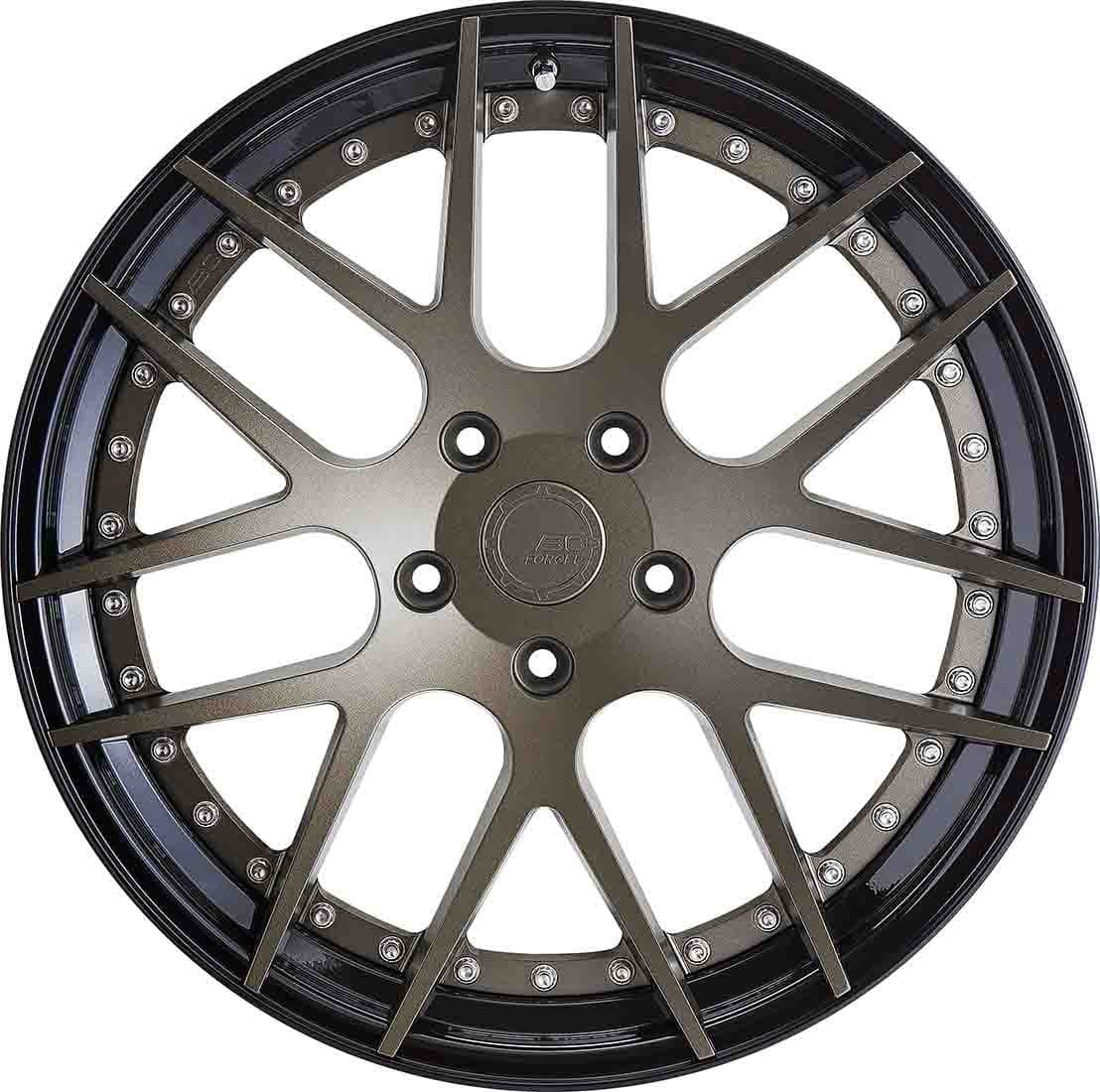 BC Forged wheels HB04 (HB Series)