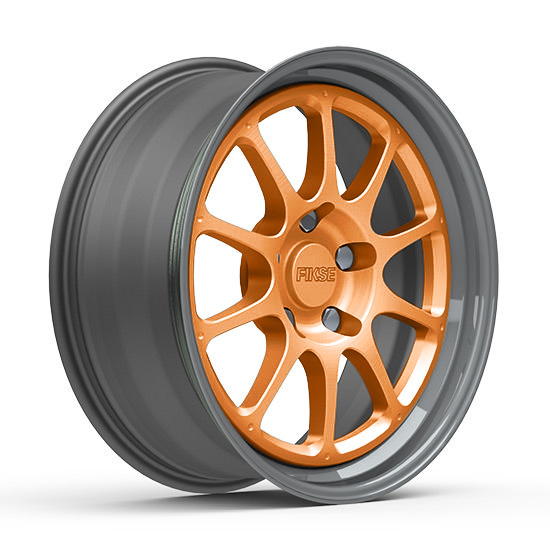 FIKSE P110 forged wheels