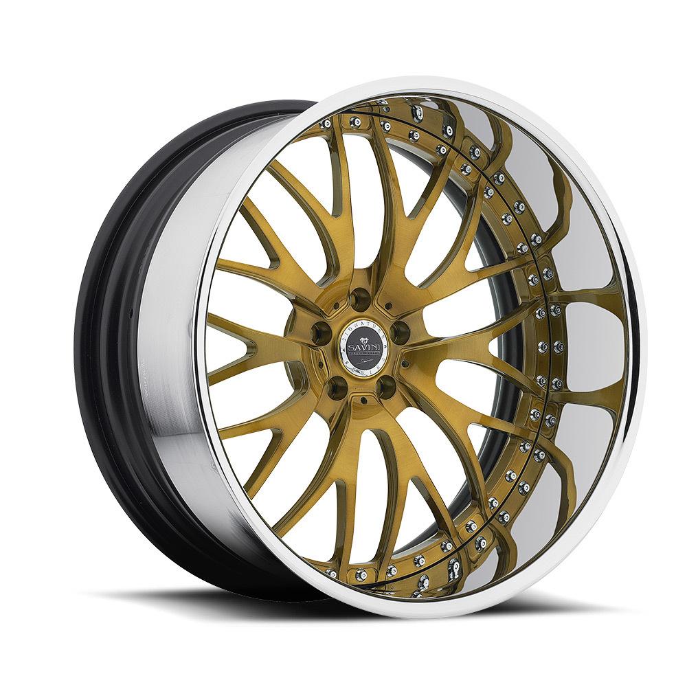 Savini SV54S Forged wheels