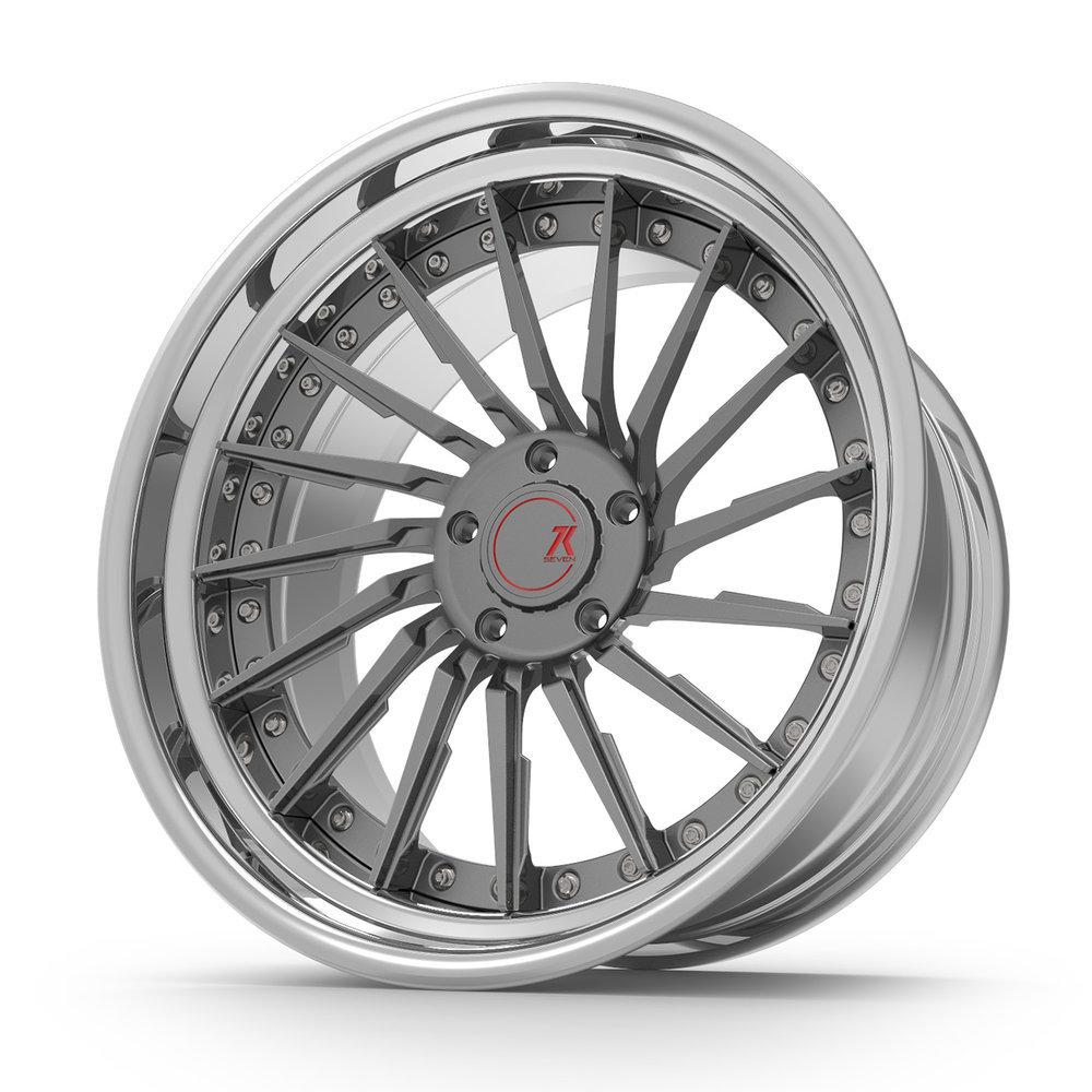 SevenK VADER forged wheels