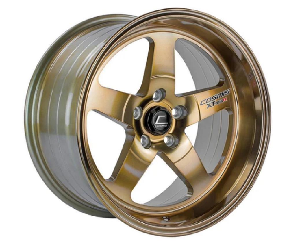 Cosmis ZT-005R Hyper Bronze forget wheels