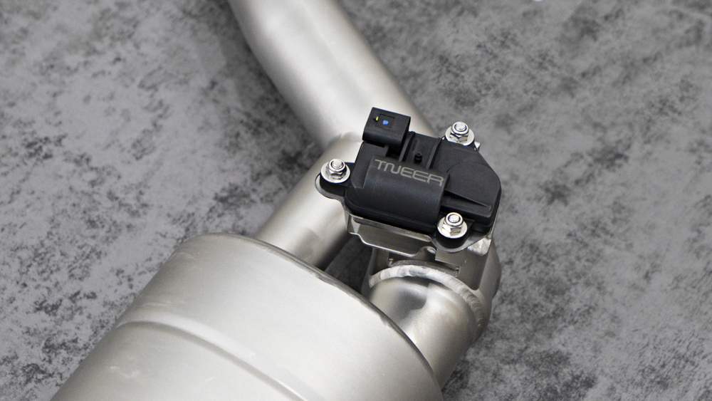 TNEER Exhaust Systems for MERCEDES-AMG G Class - W463 G55