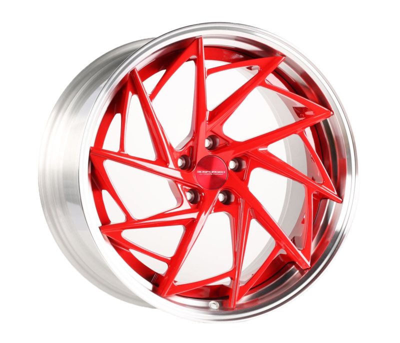 305 Forged UFL-118 forged wheels