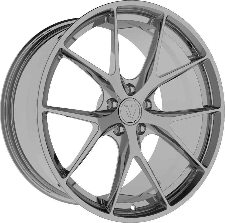 Vissol Forged Wheels F-924