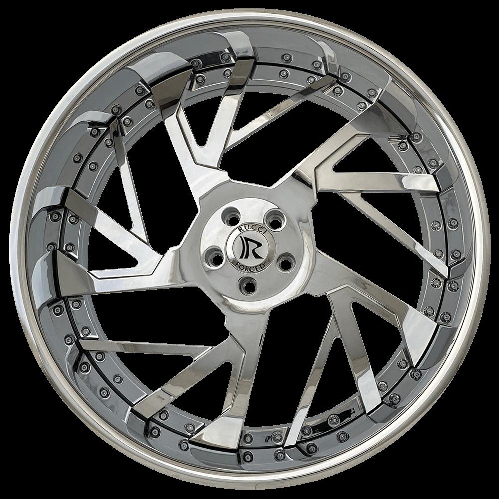 Rucci Forged Wheels Mega