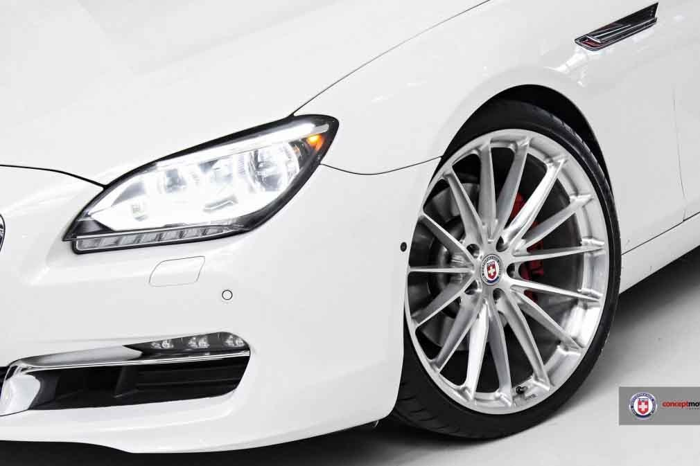 HRE P103 (P1 Series) forged wheels