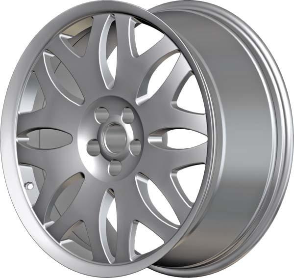 Solomon Alsberg Nizza forged wheels