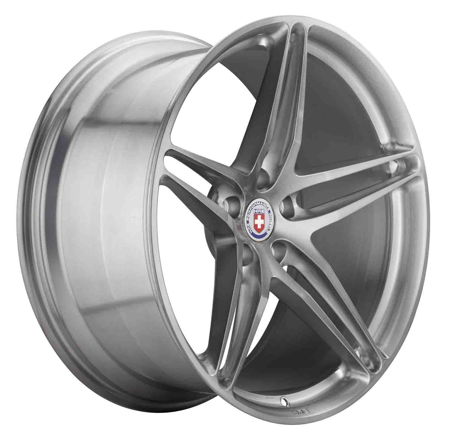 HRE P107 (P1 Series) forged wheels