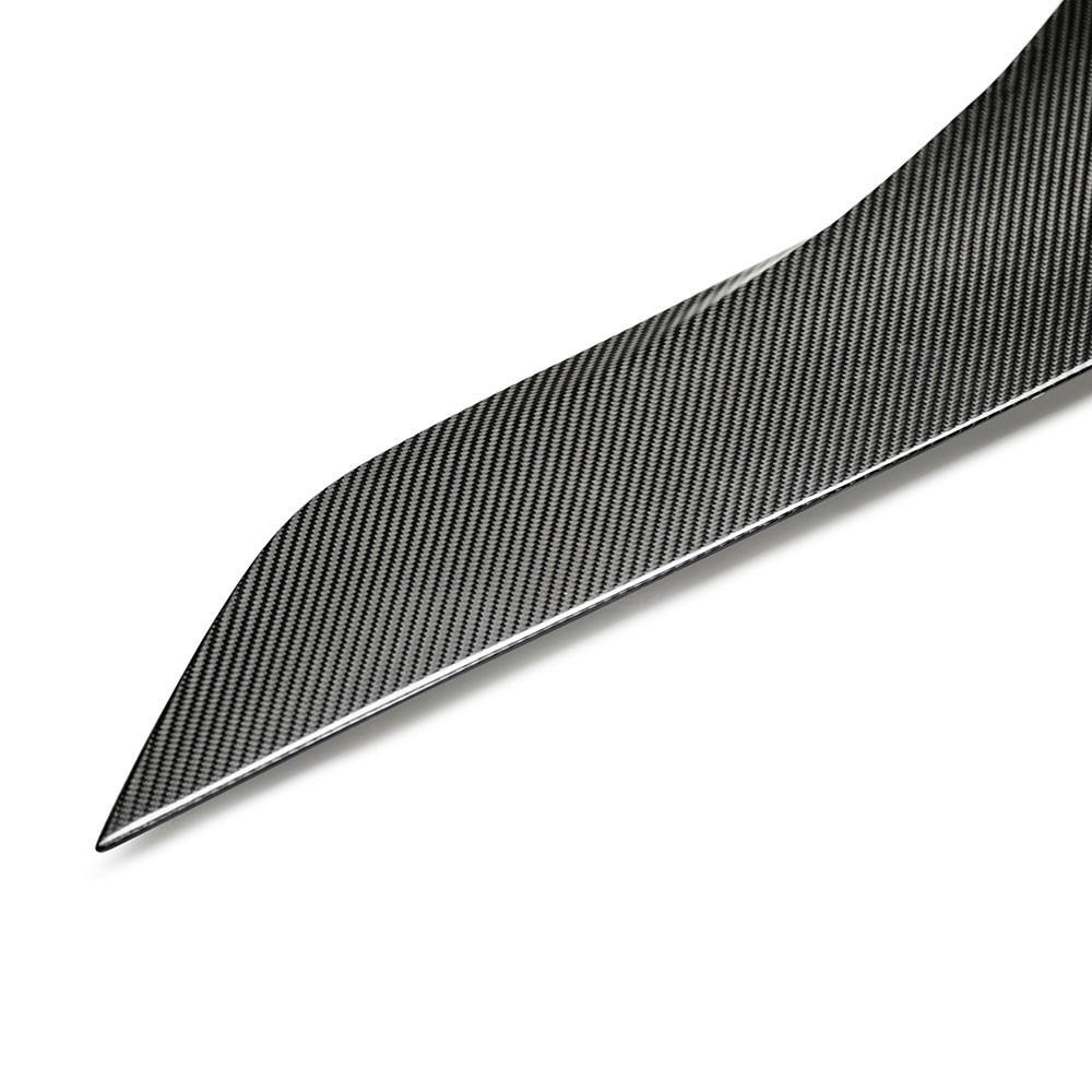 SEIBON OEM-STYLE CARBON FIBER DOOR GARNISH FOR  TOYOTA GR SUPRA latest model