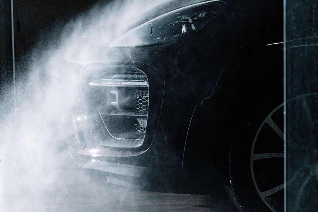 MTR Design Body Kit for Porsche Cayenne Coupe new model