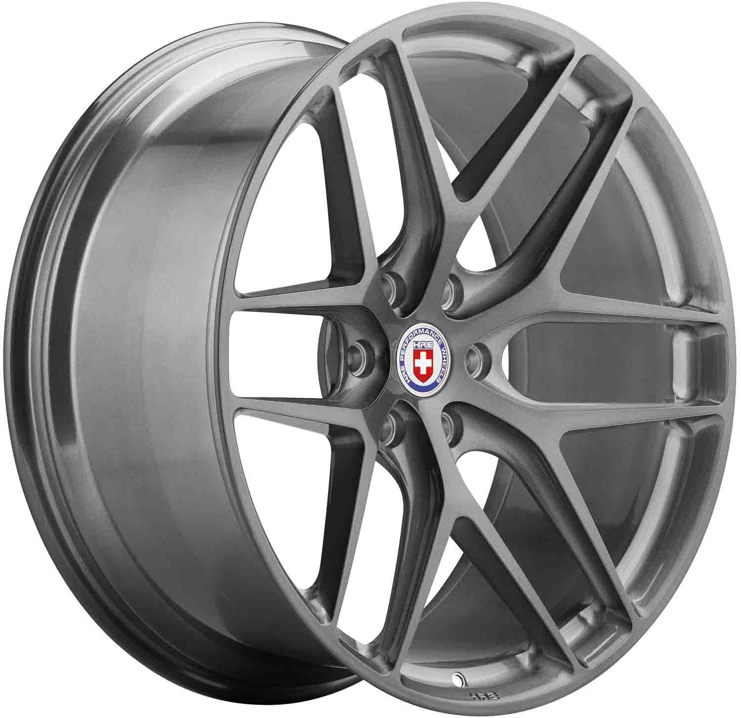 HRE P161 (P1 Series) forged wheels