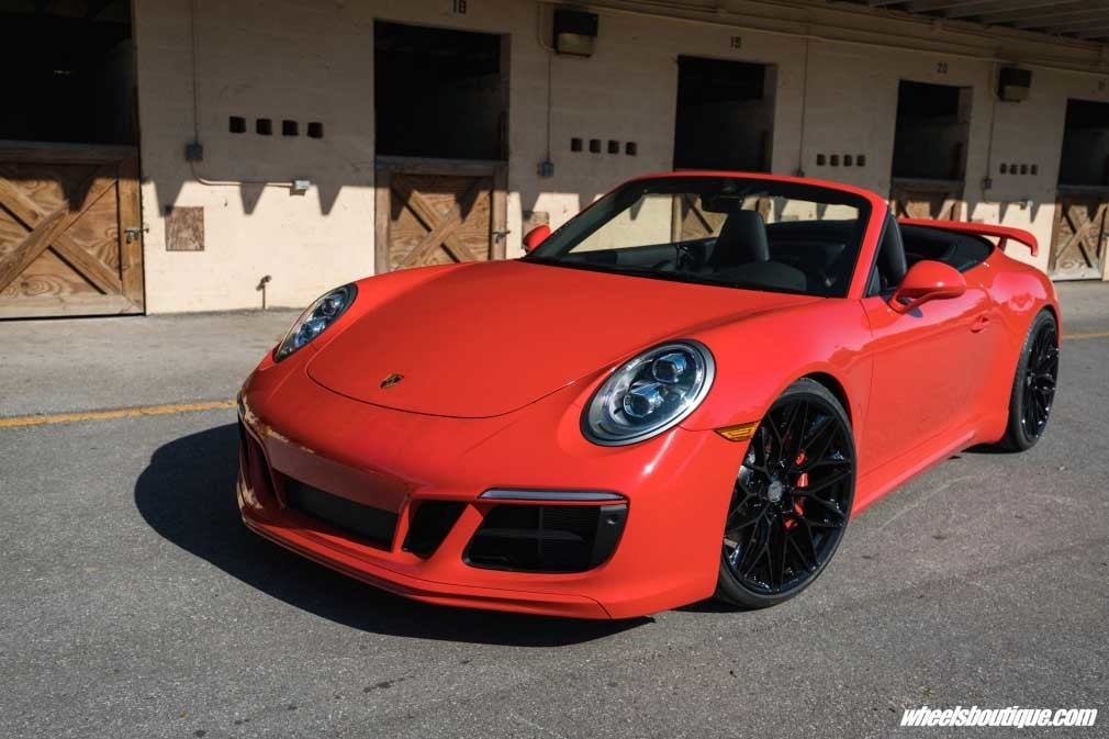 HRE P200 (P2 Series) forged wheels