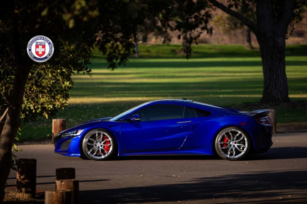 HRE P201 (P2 Series) forged wheels