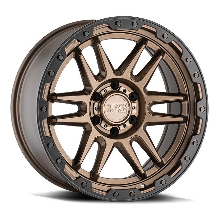 Black Rhino Apache light alloy wheels