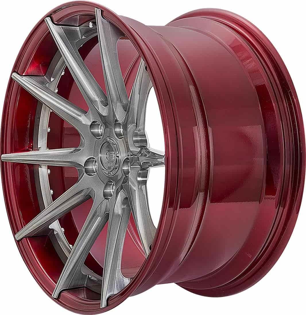 BC Forged wheels HBR10 (HBR Series)