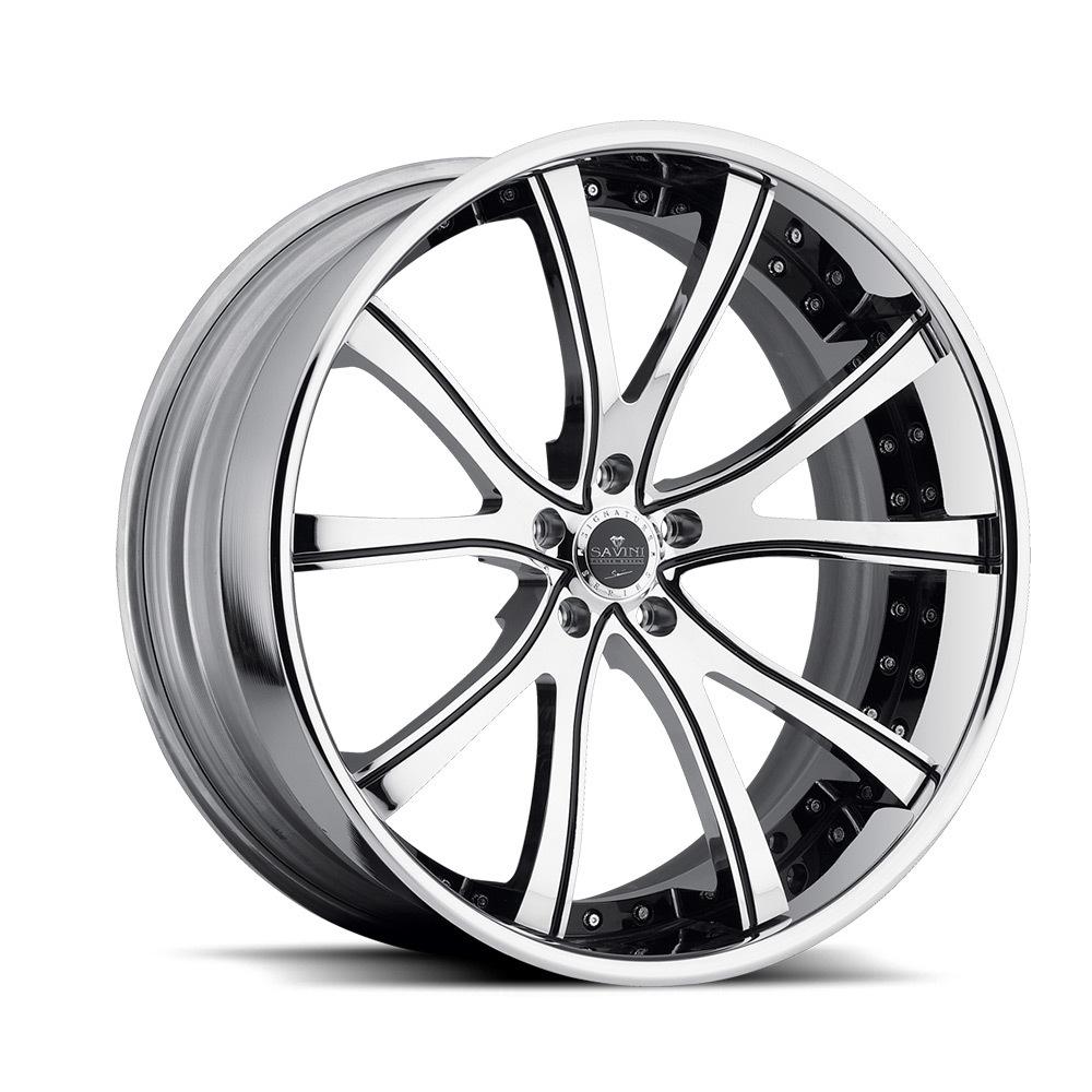 Savini SV46XC Forged wheels
