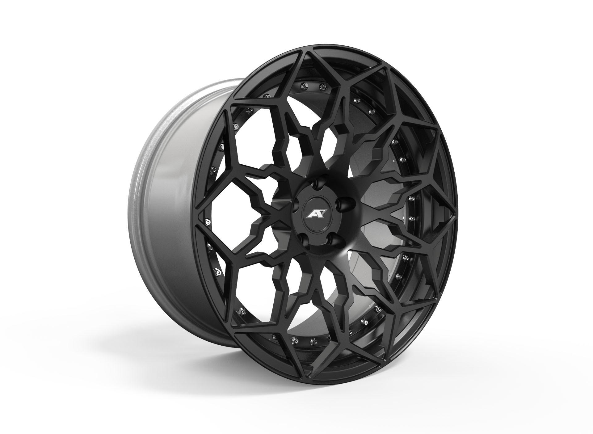 AMP Forged Wheels AMP 1010 -2P