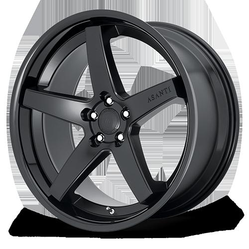 Asanti ABL31 Forged wheels