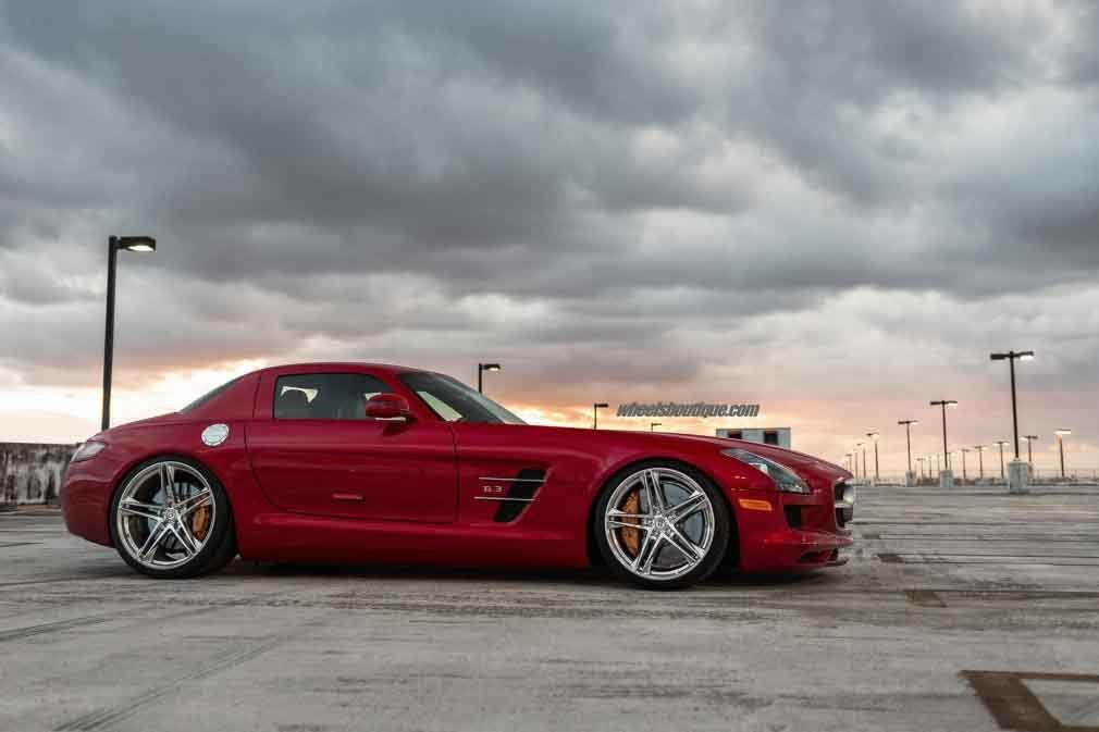 HRE P207 (P2 Series) forged wheels