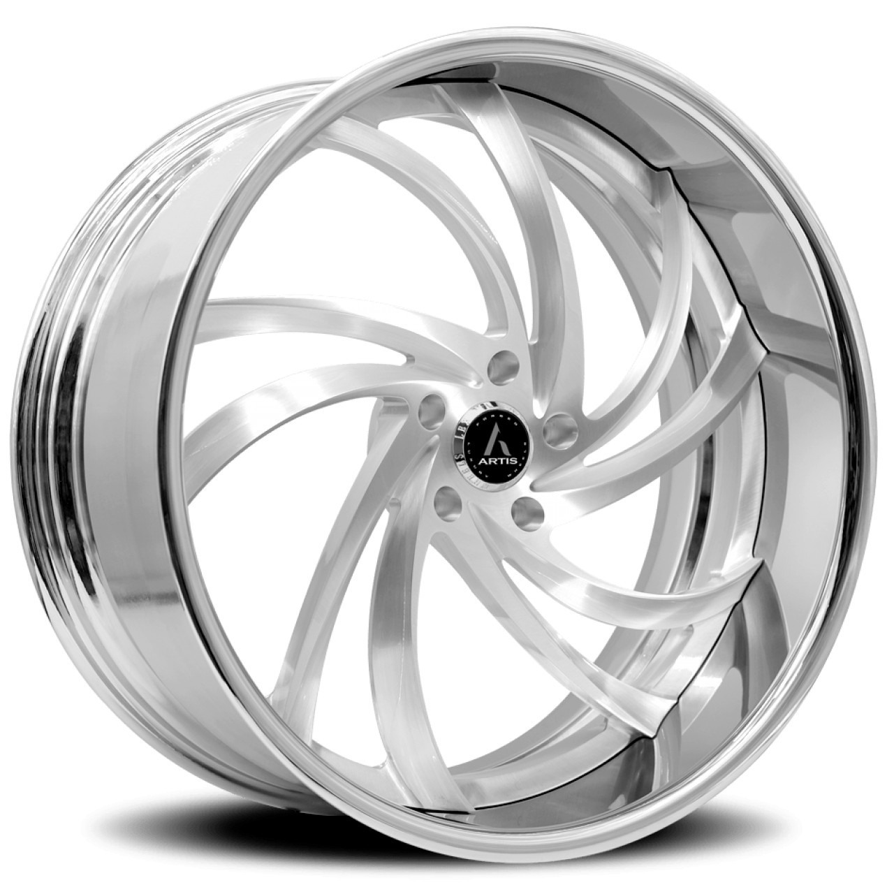 Artis Twister forged wheels