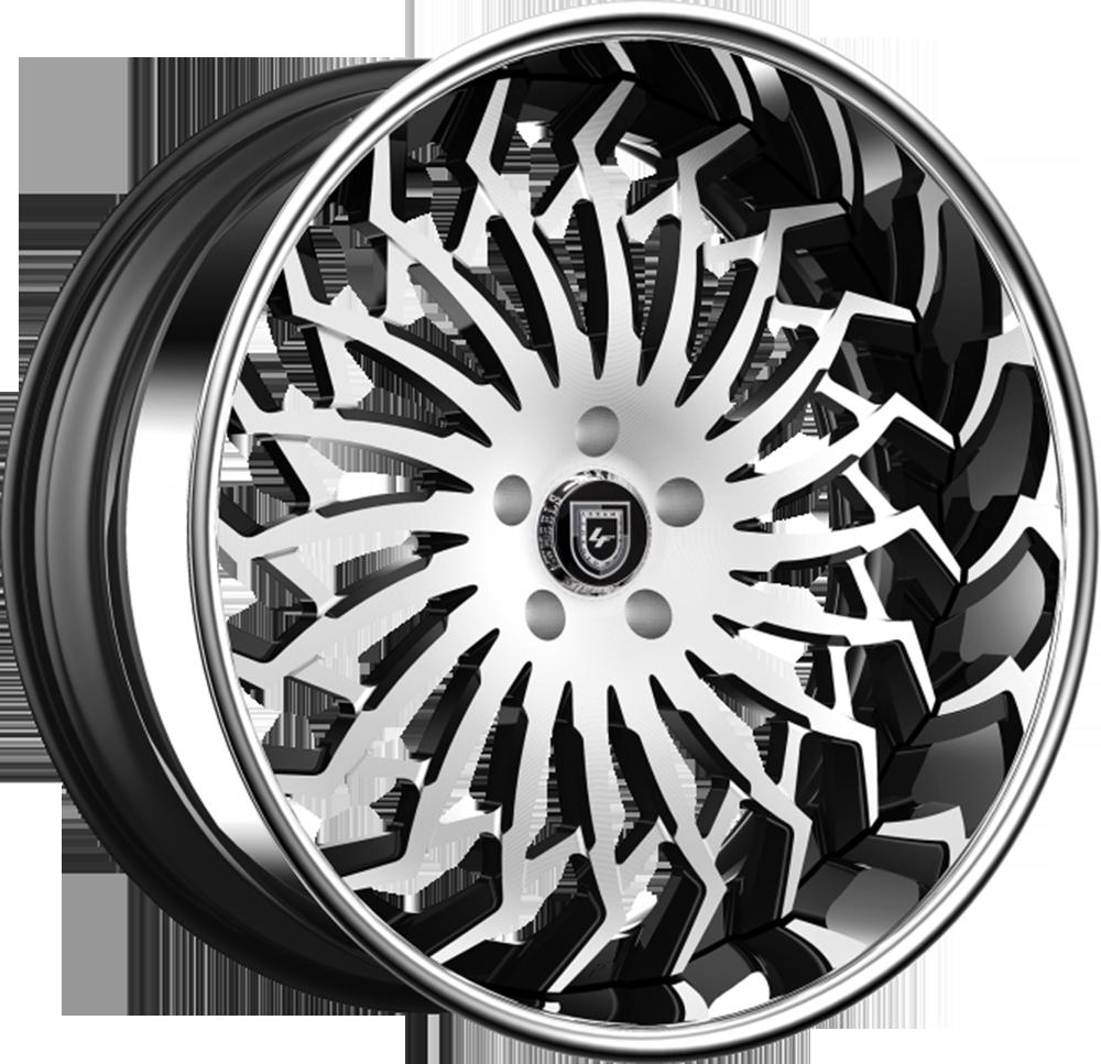 Lexani LF-743 SPARTACUS Forged Wheels