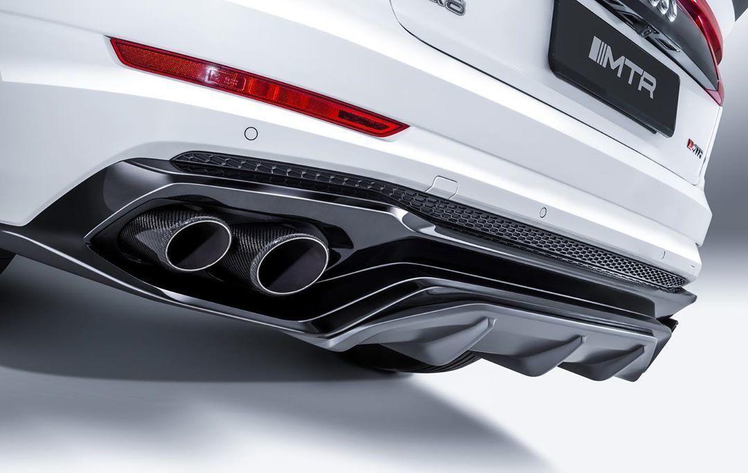 MTR Design Body Kit for Audi Q8 carbon fiber