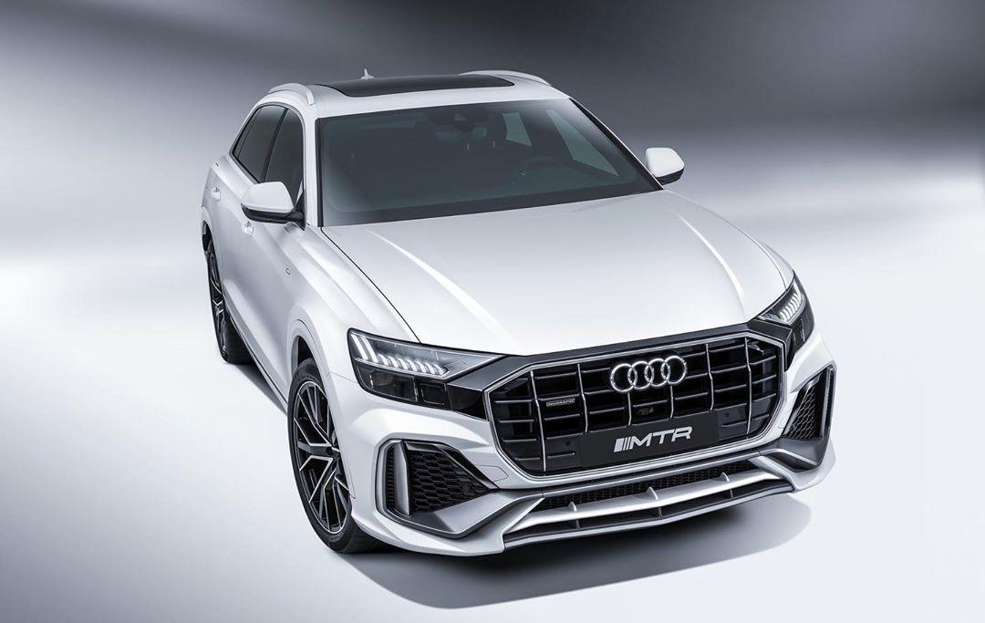 MTR Design Body Kit for Audi Q8 new model