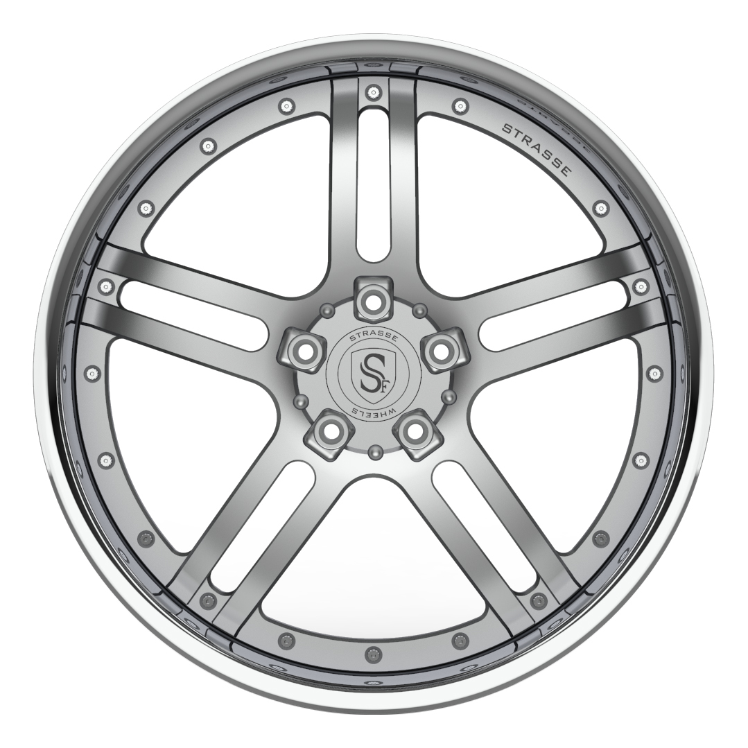 Strasse SP5 SIGNATURE 3 Piece Forged Wheels