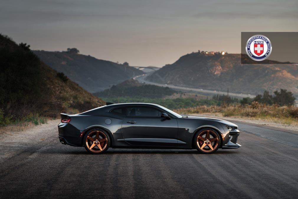 HRE RS205M (RS2M Series) forged wheels