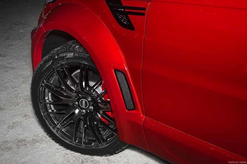 Rocksroad ES10 forged wheels