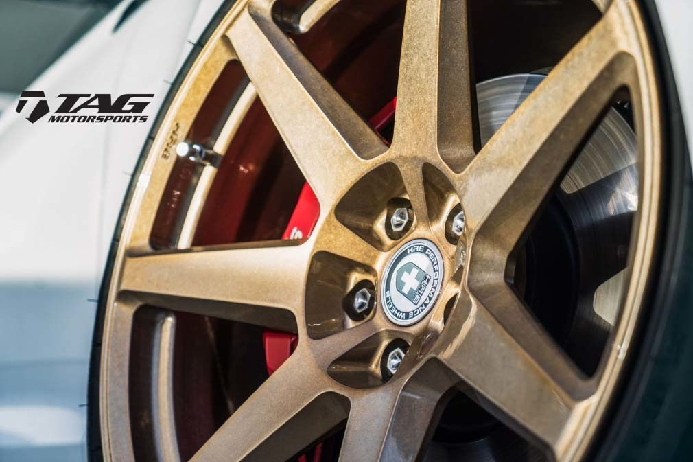 HRE RS208M (RS2M Series) forged wheels