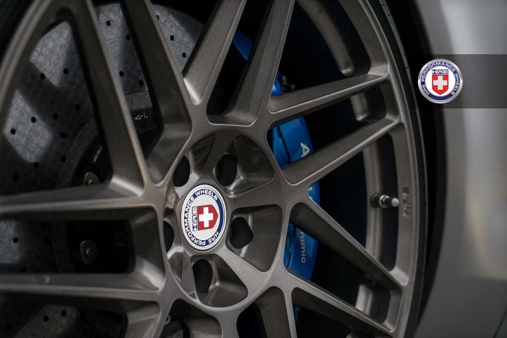 HRE RS300M (RS3M Series) forged wheels