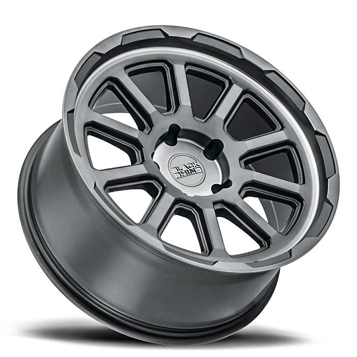 Black Rhino Chase forged wheels