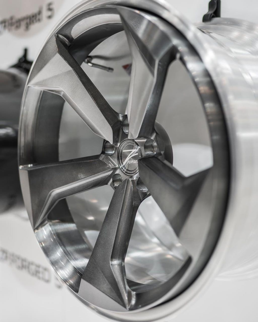 Z-Performance forged wheels ZP.FORGED 19