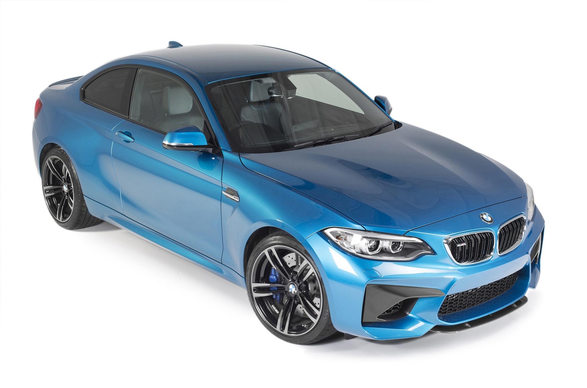 Sterckenn Carbon Fiber front splitter for BMW M2 F87 new model