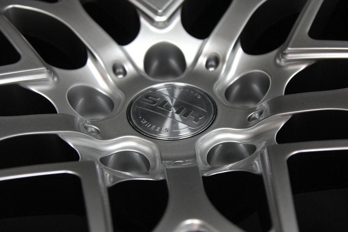 SLIK L-934 forged wheels new design
