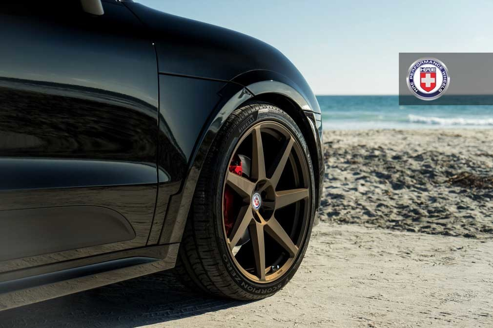 HRE RS308M (RS3M Series) forged wheels