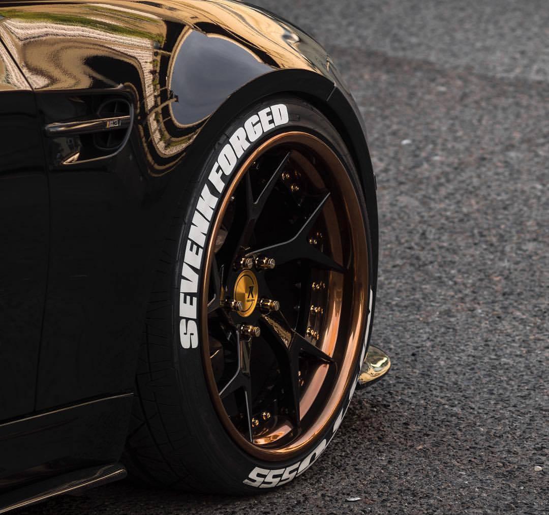SevenK forged wheels HYDRA