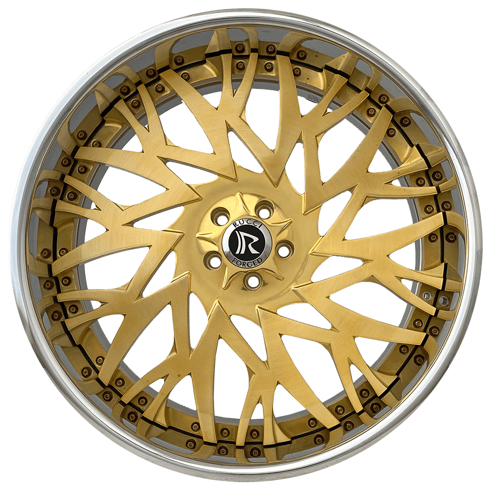 Rucci Forged Wheels Stitchez