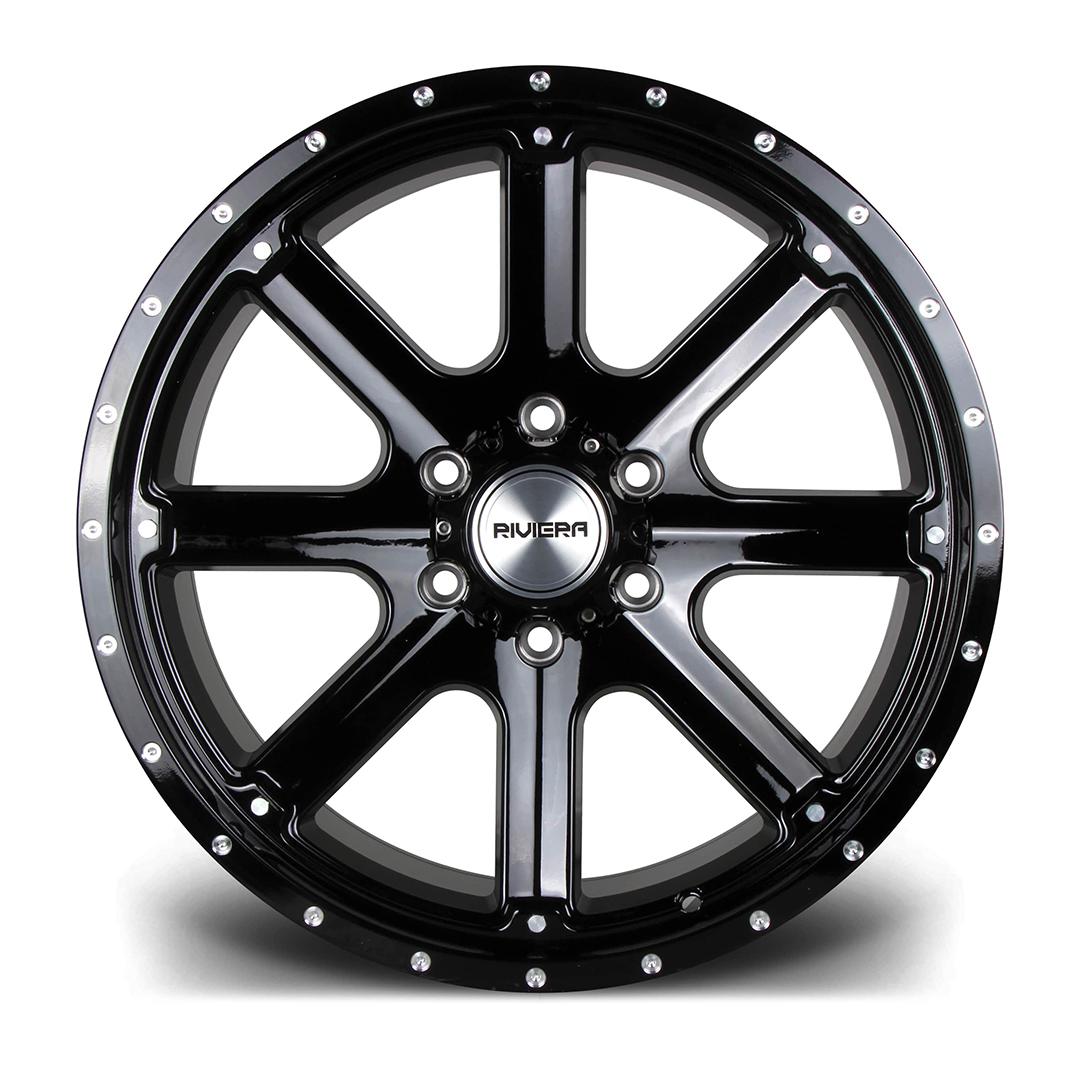 Riviera RX300 Light Alloy Wheels