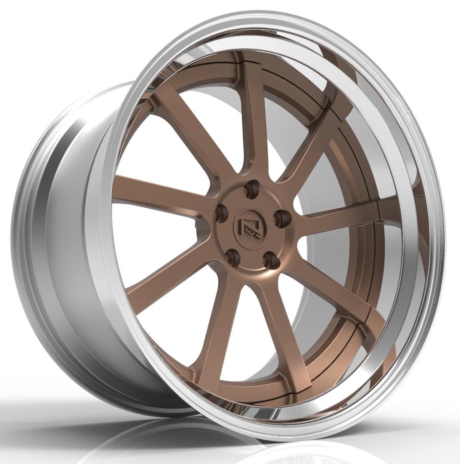 Nessen S 9.0 forged wheels